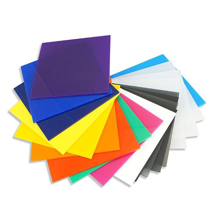 Kända Plexiglas och akrylplast | Alltid bra priser på akrylplast hos ZY-78