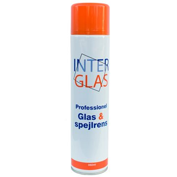 Glasrens Spray, 600 ml